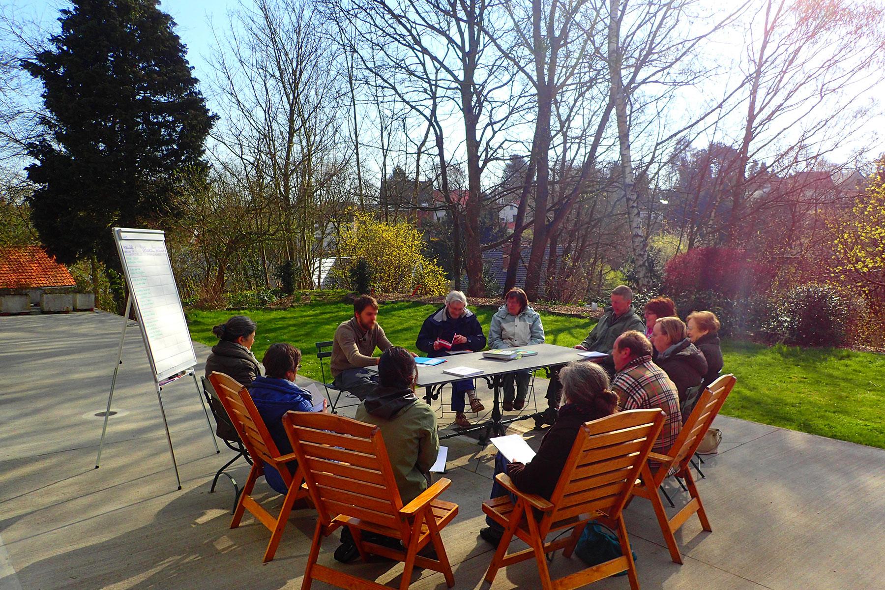 Créatissage Agroécologie Ariège - Intelligence collective